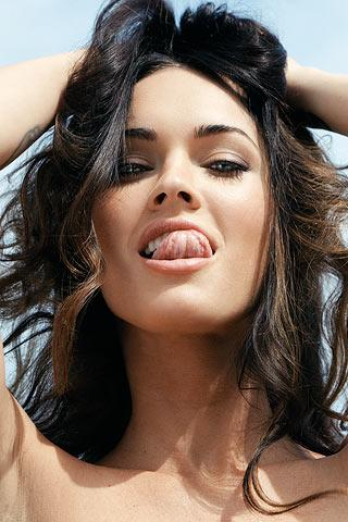 Magazines Megan Fox